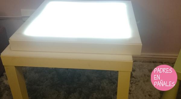 Paso a paso tutorial de mesa de luz para los nios