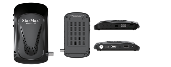 StarMax 5plus Mini Full HD Receiver New Software