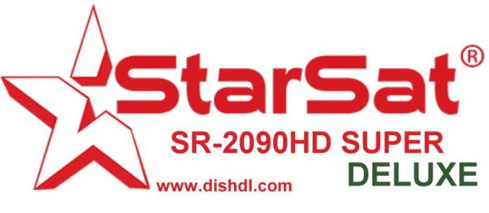 Starsat SR-2090HD Super Deluxe New Firmware Update