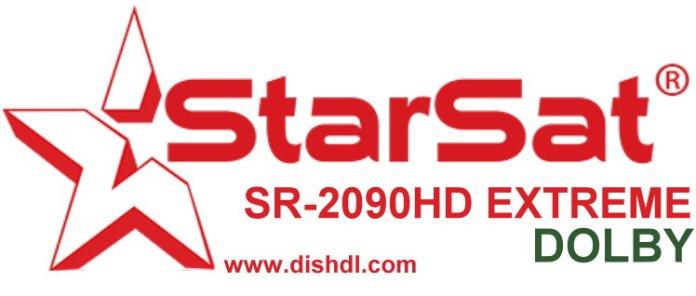 Starsat SR-2090HD Extreme Dolby New Firmware Update