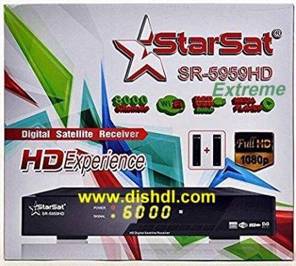 Starsat SR-5959HD Extreme  SOFTWARE UPDATE