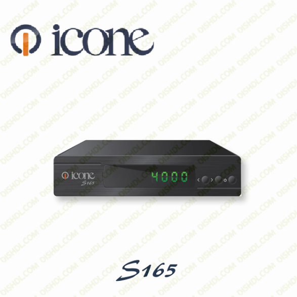 ICONE S165 1506tv 8m New Software Update