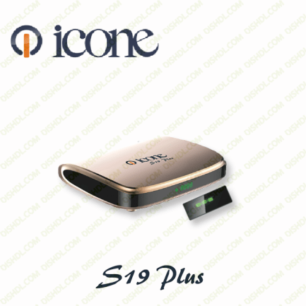 ICONE S19 PLUS 1506tv 8m New Software Update