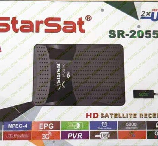 STARSAT SR-2055HD SOFTWARE
