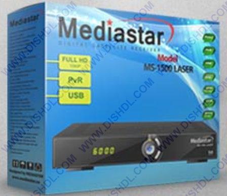 MEDIASTAR MS-1500 LASER SOFTWARE