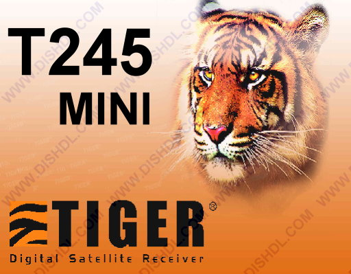 TIGER T245 MINI SOFTWARE