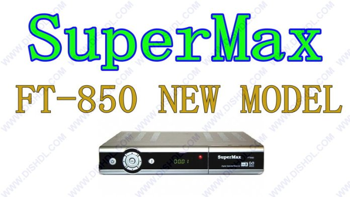 SUPERMAX FT-850 NEW MODEL SOFTWARE
