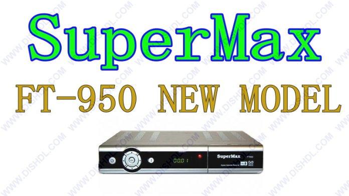 SUPERMAX FT-950 NEW MODEL SOFTWARE