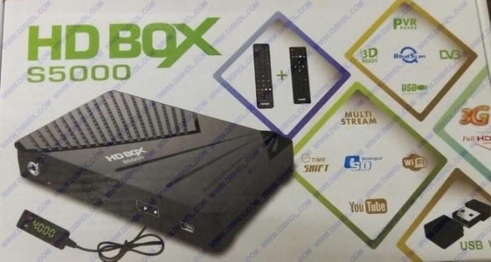 STARTRACK HD BOX S5000 SOFTWARE UPDATE