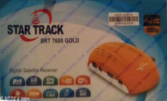 STARTRACK SRT 7600 GOLD SOFTWARE UPDATE