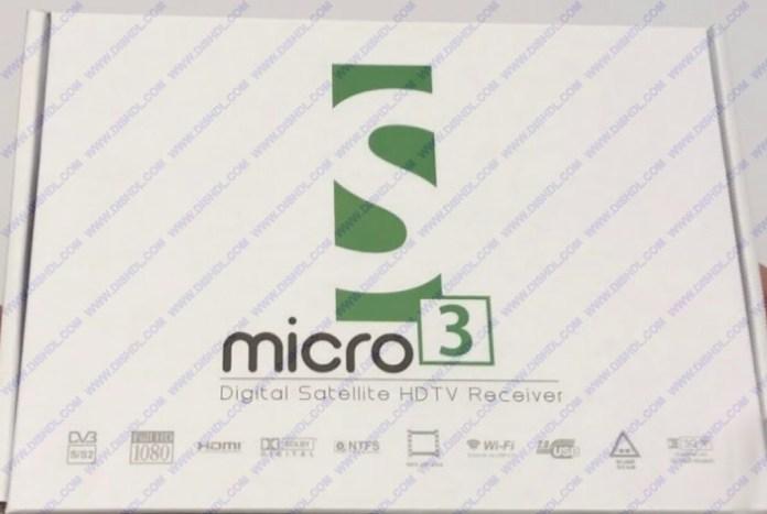 OPENBOX S3 MICRO SOFTWARE UPDATE