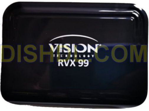 VISION RVX99 NEW SOFTWARE UPDATE