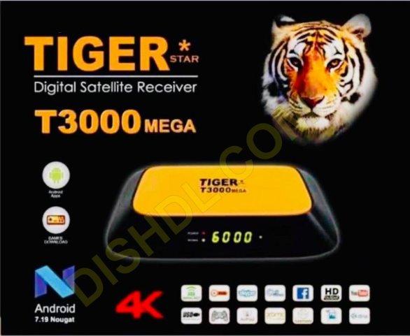 TIGER T300 MEGA RECEIVER SOFTWARE UPDATE