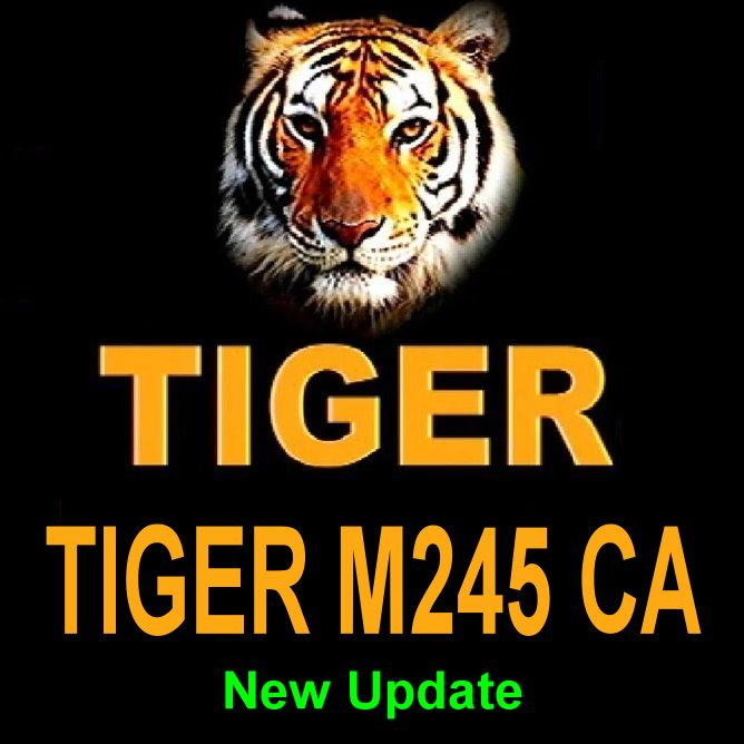 TIGER M245 CA RECEIVER SOFTWARE UPDATE