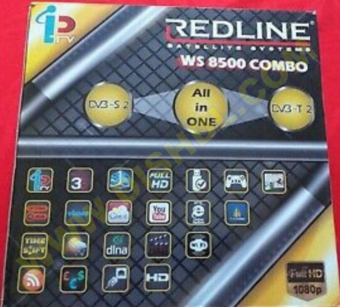 REDLINE WS 8500 COMBO SOFTWARE UPDATE