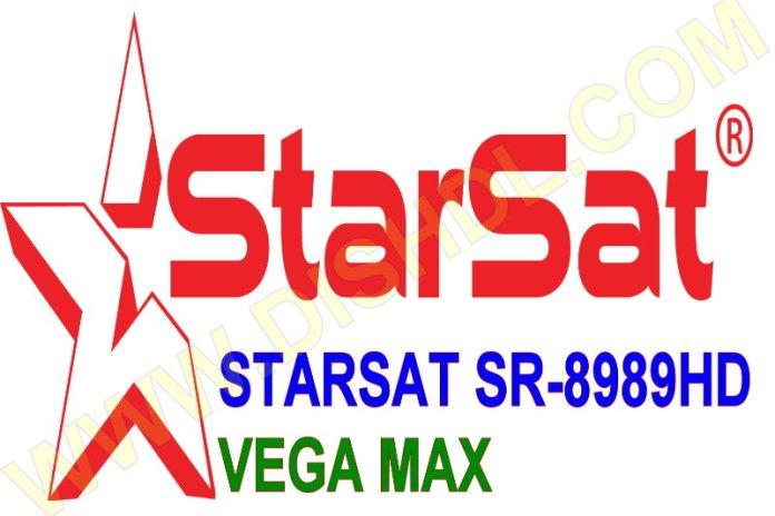 STARSAT SR-8989HD VEGA MAX SOFTWARE UPDATE