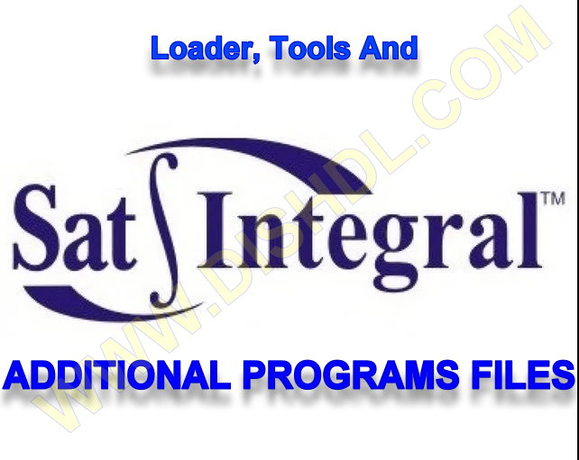 SAT-INTEGRAL ADDITIONAL PROGRAMS FILES DOWNLOAD