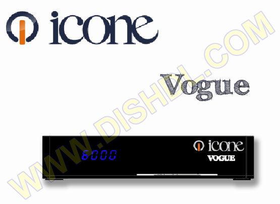 ICONE VOGUE RECEIVER SOFTWARE UPDATE
