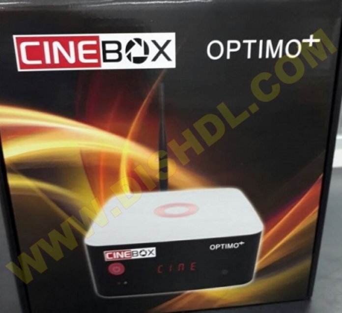 CINEBOX OPTIMO PLUS NEW SOFTWARE UPDATE