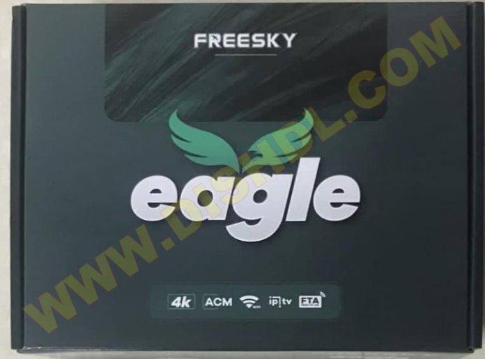 FREESKY EAGLE IPTV RECEIVER NEW SOFTWARE