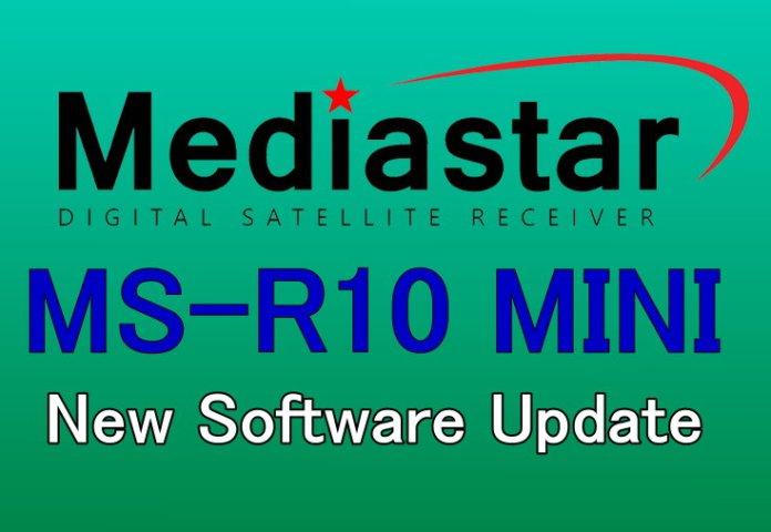 MEDIASTAR MS-R10 MINI NEW SOFTWARE UPDATE