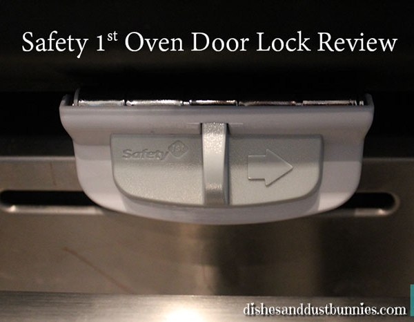 Review – Safety 1st Oven Door Lock