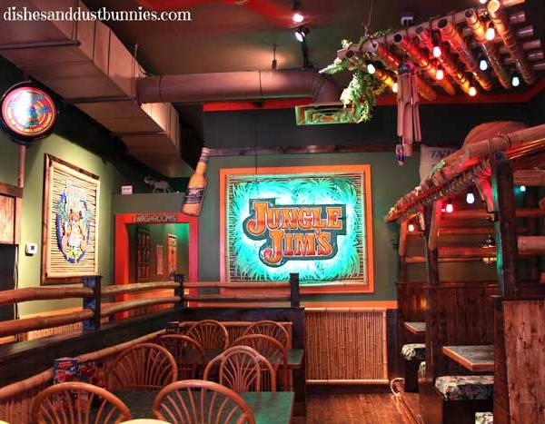 Review – Jungle Jim's Eatery, Oromocto, NB, Canada