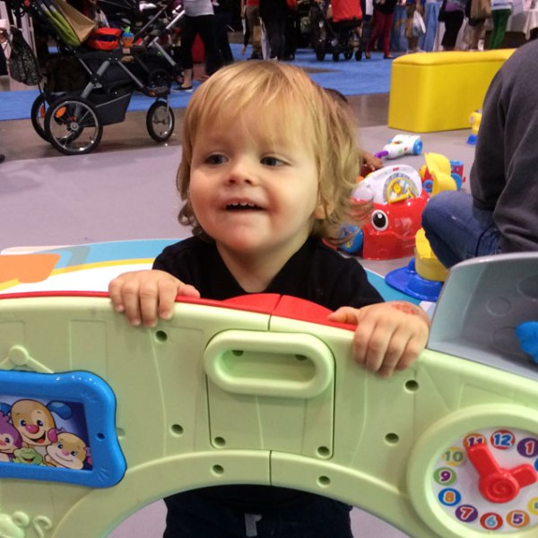 A visit to The Baby Show Toronto