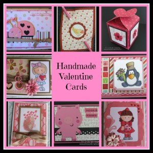 Handmade Valentine Card Ideas  by P.S. I Love You Scrapbooking