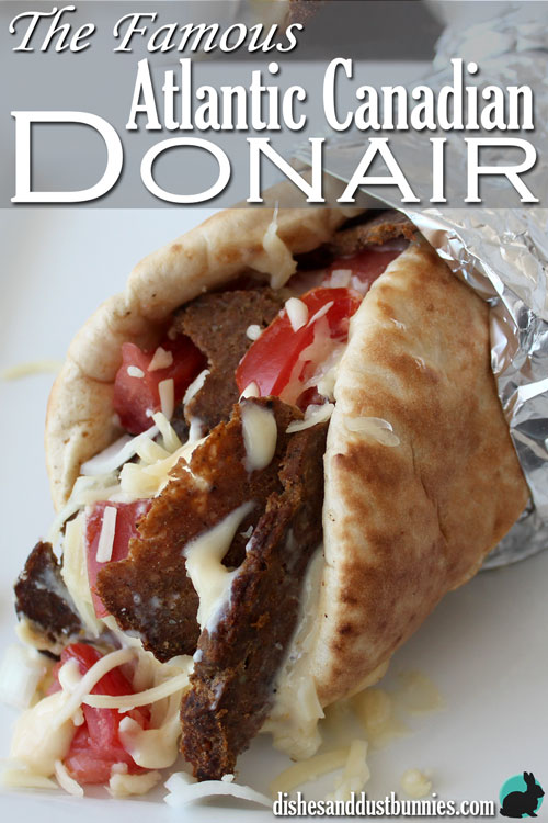 The Famous Atlantic Canadian Donair