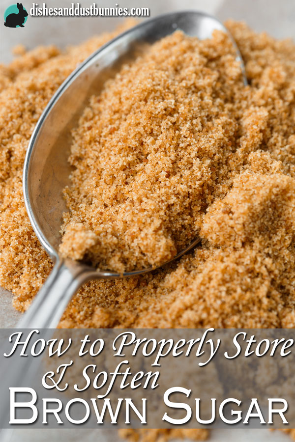 How to Properly Store and Soften Brown Sugar