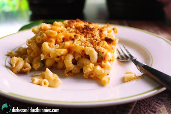 Bacon Jalapeno Macaroni and Cheese