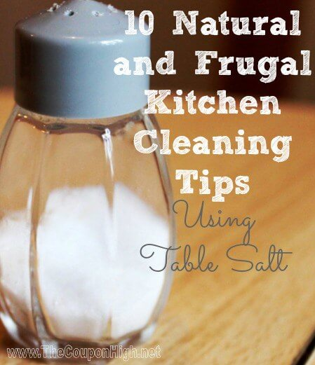 Kitchen Cleaning Tips: Kitchen Tips You Can't Live Without!
