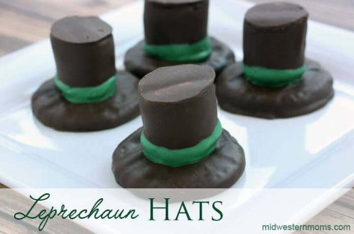 Leprechaun Hat Treats from Midwestern Moms