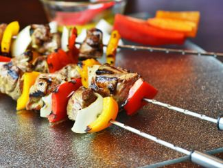Lamb Kabob Recipe from Wannabite