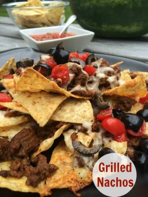 Grilled Nachos from Nepa Mom