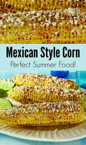 Mexican Style Corn from The Jenny Evolution