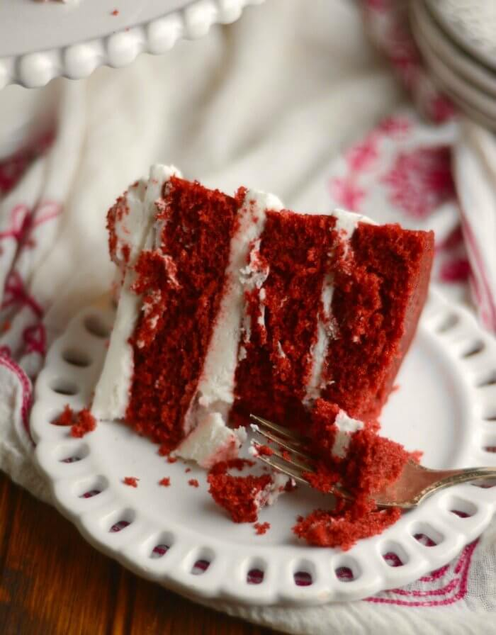 Best Red Velvet Cake from The Jenny Evolution