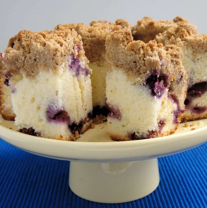 23 Best Blueberry Dessert Recipes Dishes Amp Dust Bunnies