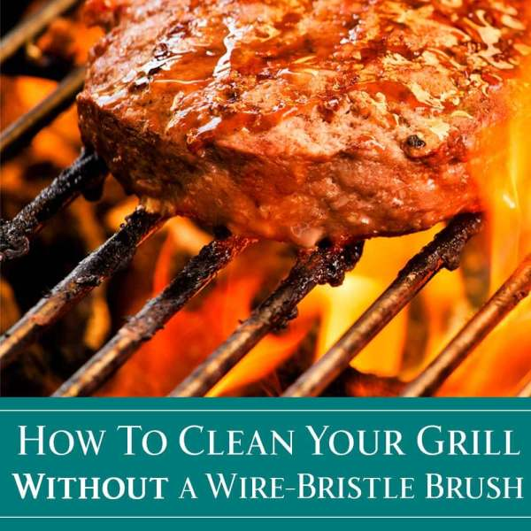 How to Clean Your Grill Without a Wire-Bristle Brush
