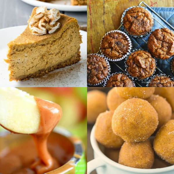 24 Best Recipes for Pumpkin Spice Lovers - dishesanddustbunnies.com