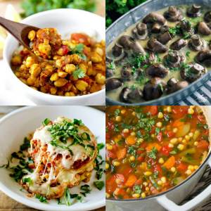 16 Meatless but Mighty Slow Cooker Recipes