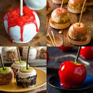 15 Wickedly Delicious Candy Apple Recipes