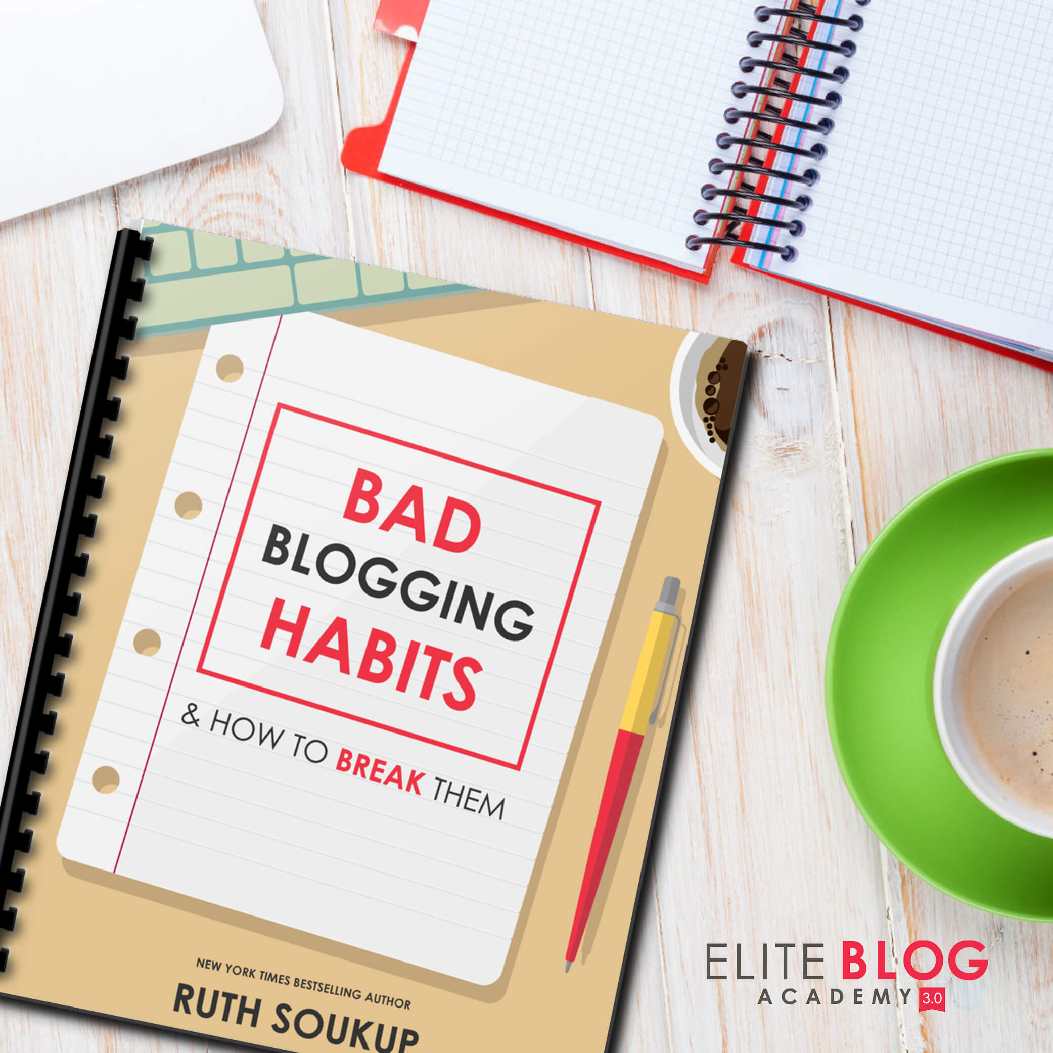 8 Bad Blogging Habits and How to Break Them