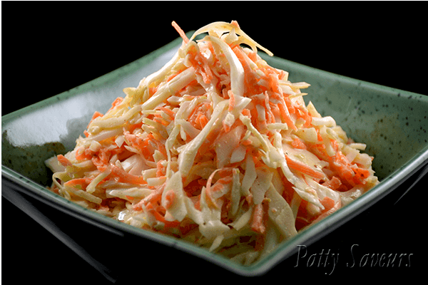 Southern Coleslaw from Patty Saveurs