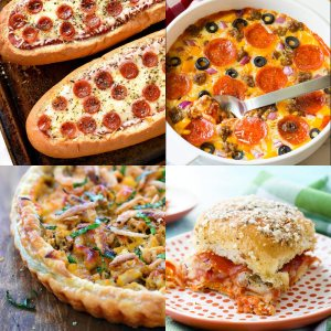 32 Recipes for Pizza Lovers