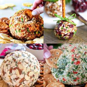 24 Cheese Ball Recipes for Your Next Party