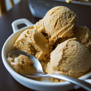Pumpkin Spice Latte Ice Cream
