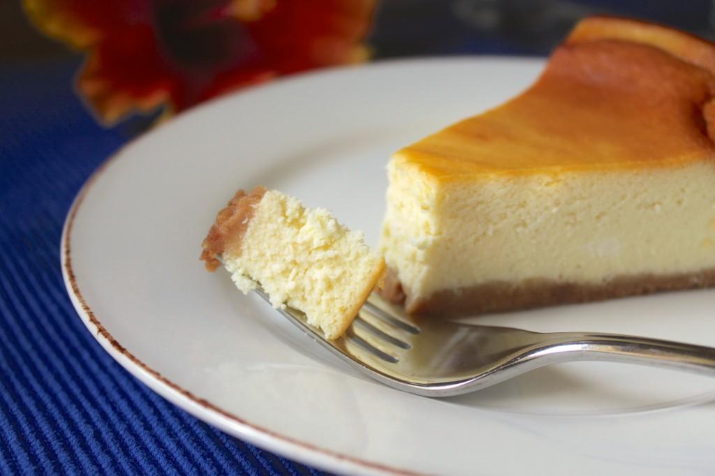 Torta di Ricotta al Limoncello (Italian Style Limoncella Cheesecake) from Christina's Cucina