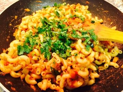 Mix Veg Macaroni